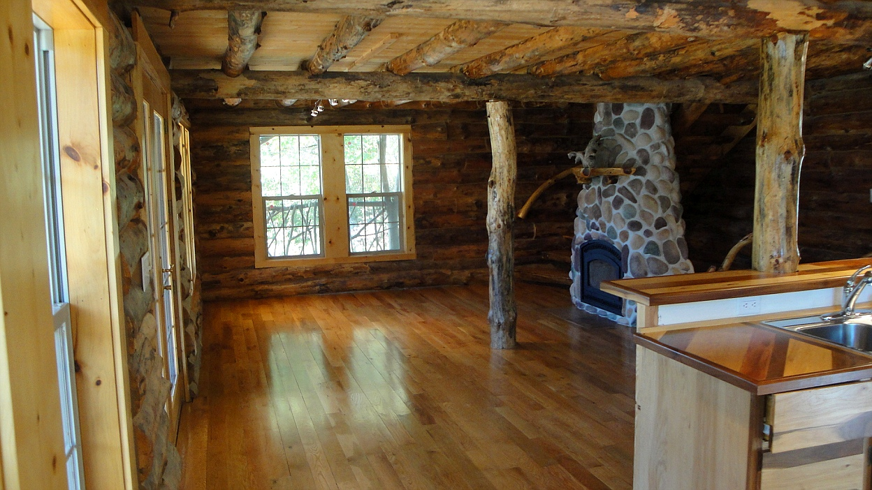 17 spectacular log cabin floors home building plans 24273 Cottage floor
